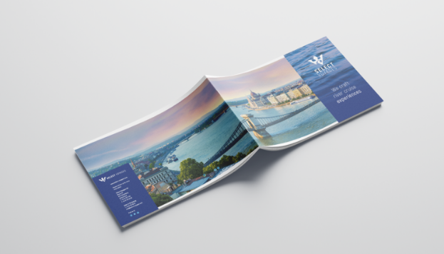 Corporate brochure Select Voyages