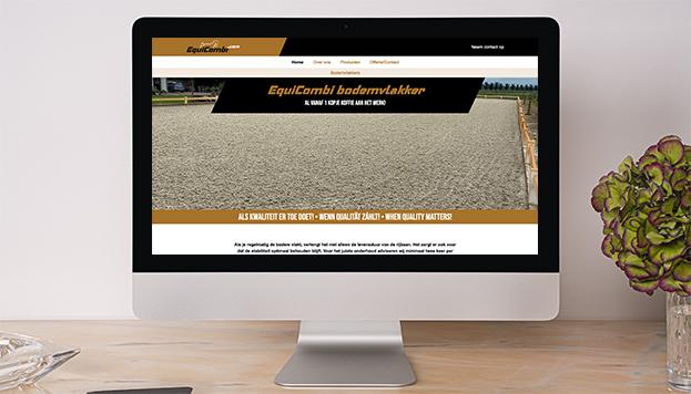 Homepage iMac