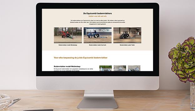 Productpagina Equicombi